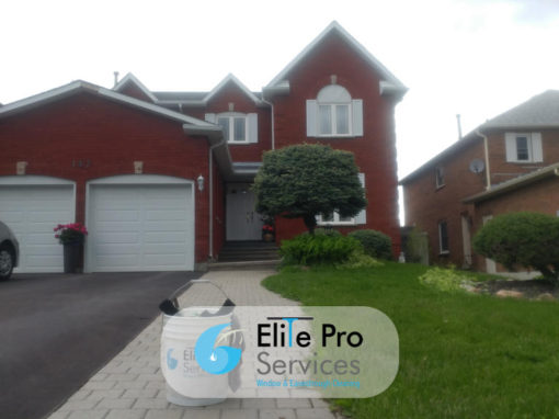 Residential Window Cleaning Richmond Hill