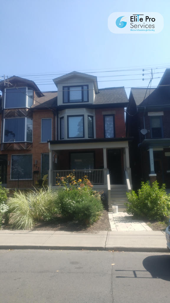 Residential Window Cleaning Toronto
