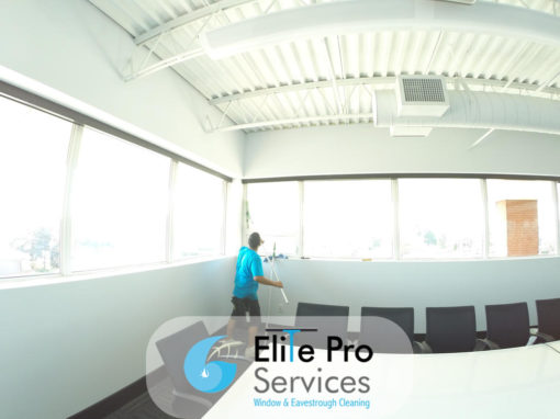 Commercial Window Cleaning Vaughan