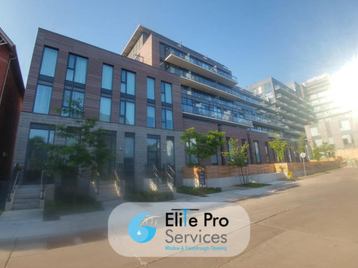 High Rise Window Cleaning Toronto